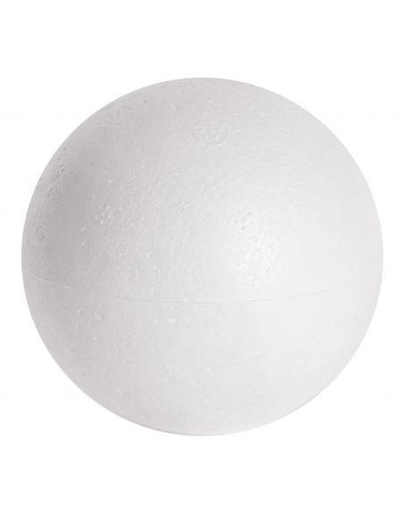 Kula bombka styropianowa 15 cm